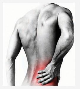 Nugaros ir juosmens skausmas